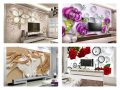 10 3D Wallpaper TV Stand to Leave an Impression