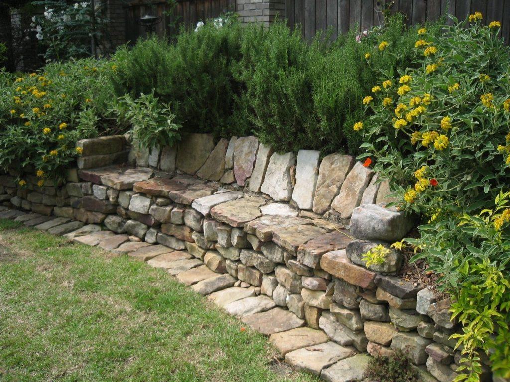 stones benches