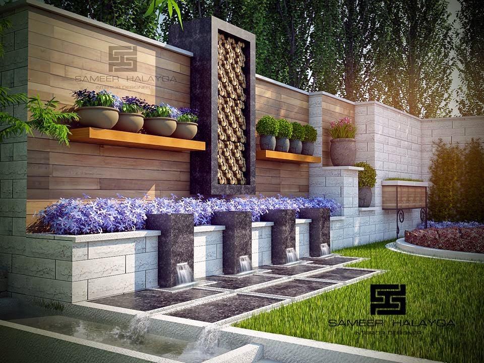 fancy garden