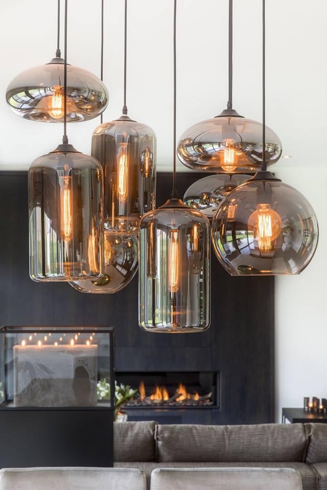 hanging chandelier