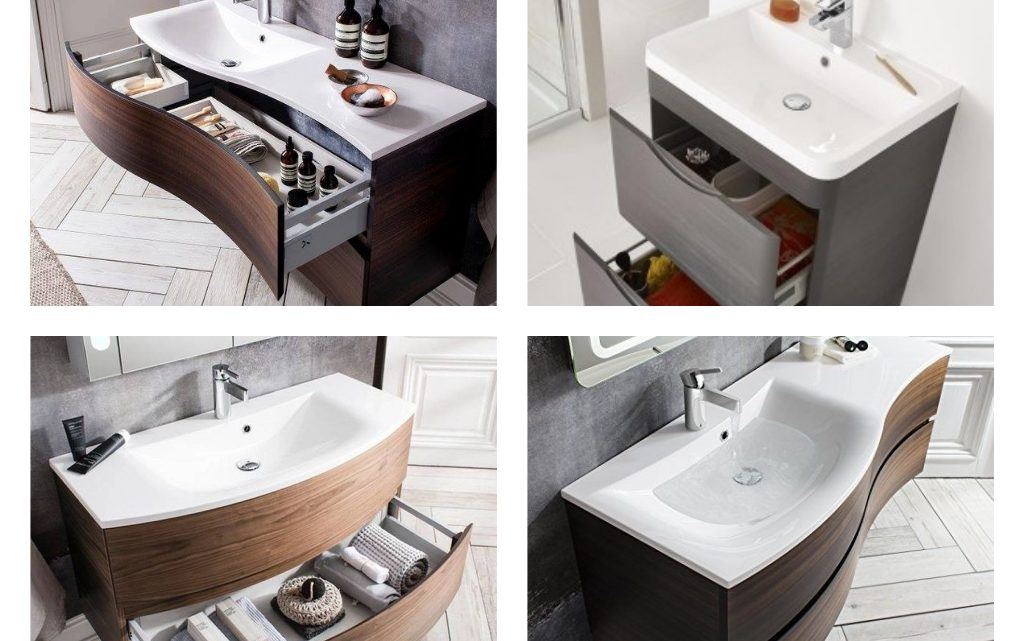 Unique Bathroom Units Designs