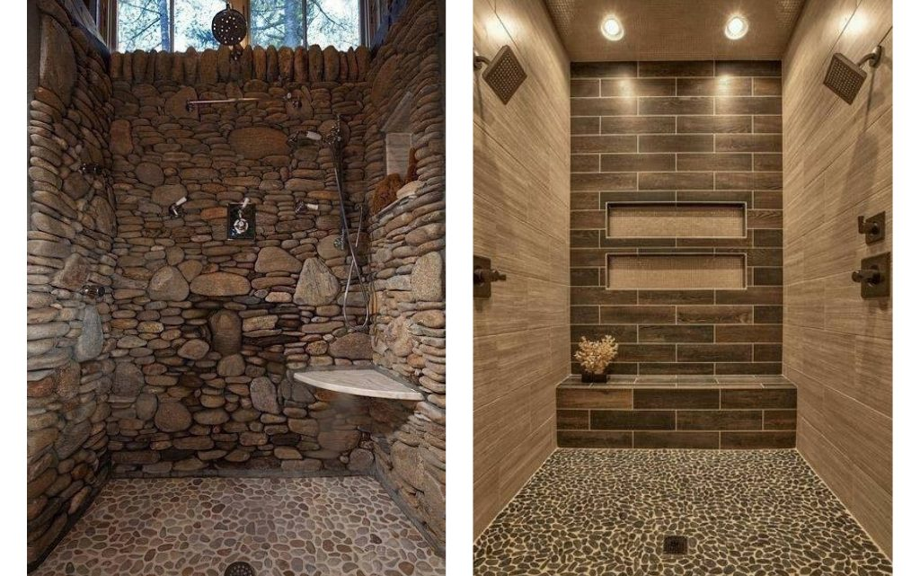 Alluring Bathroom Walls Ideas