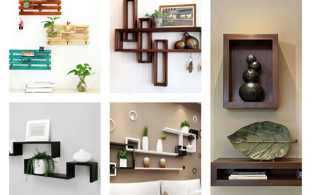 Special Wall Shelves to Catch Your Eyes