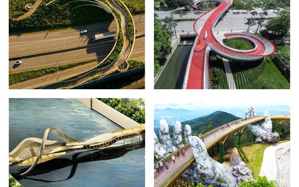 The Most Amazing Bridges Around the World