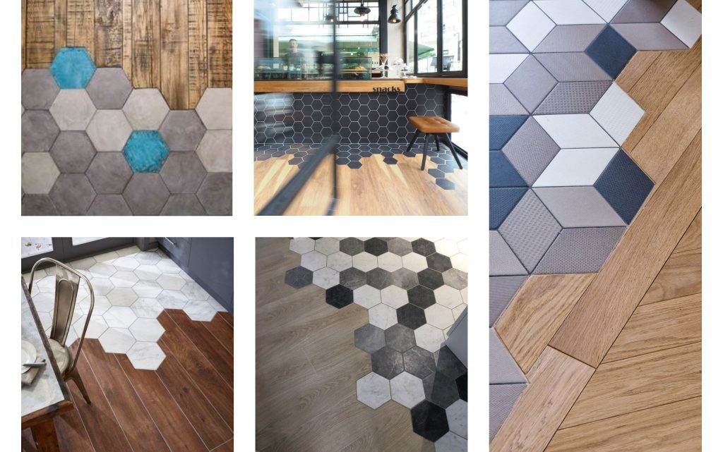Ways and Examples of Flooring Transitions