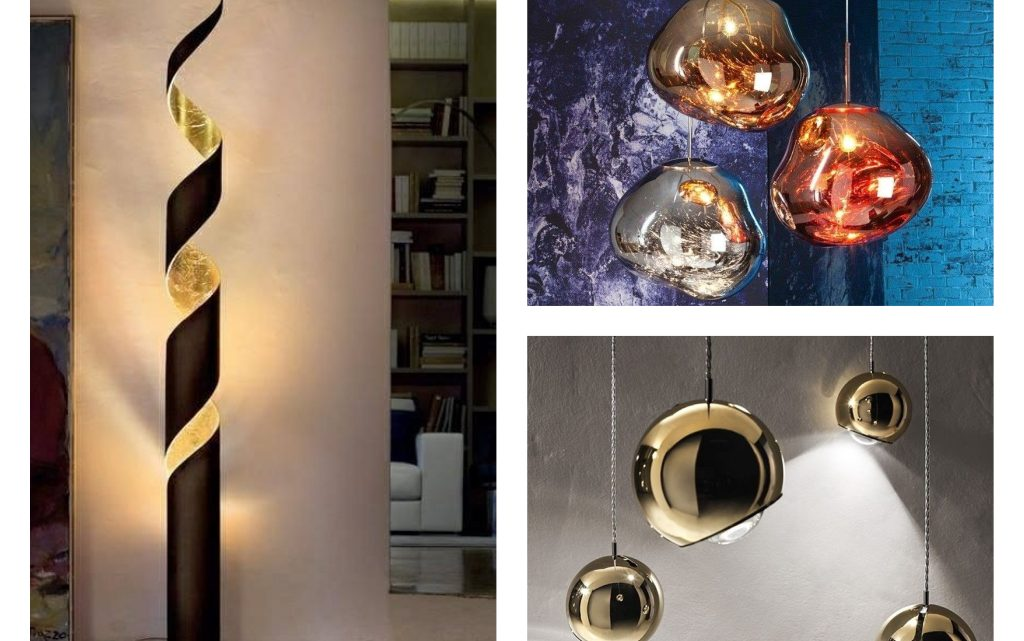 Charming Lamp Design Ideas