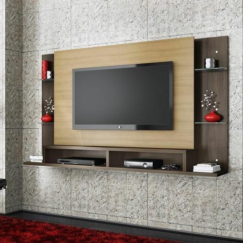 wooden Tv stand panel