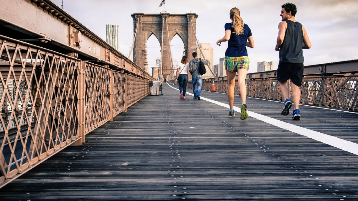 8 Reasons Why You Should Start Jogging Every Day