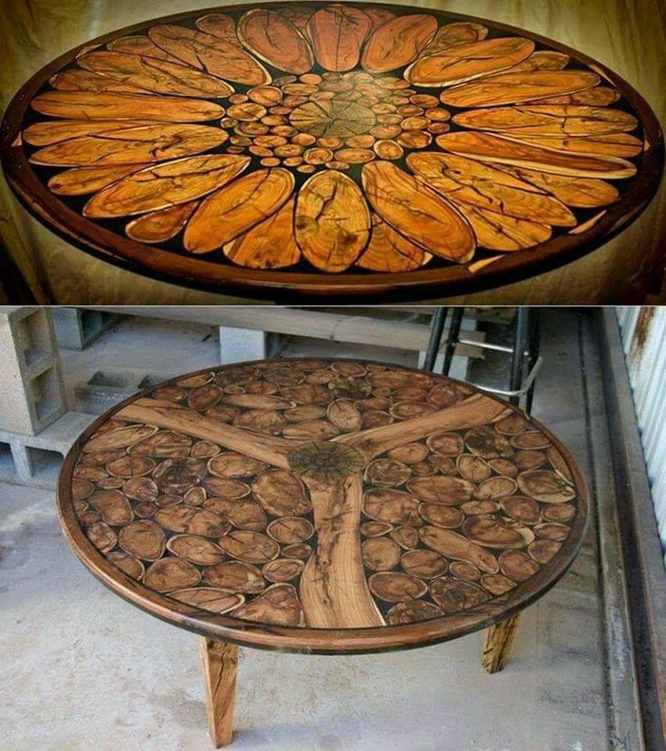 liquid glass table top