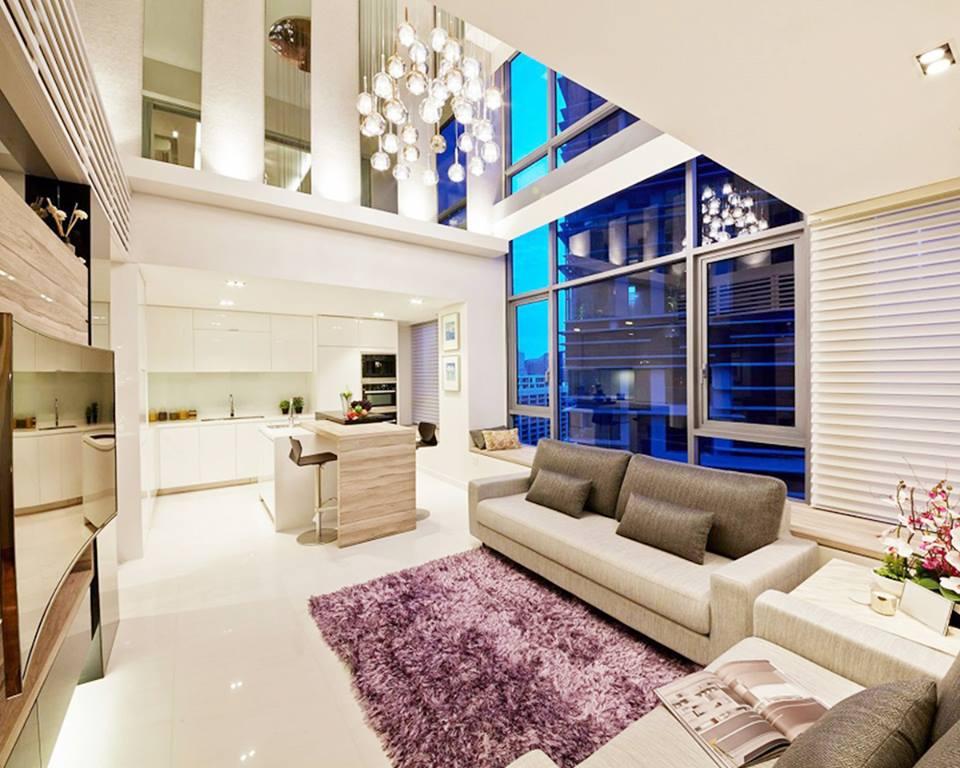 duplex decor