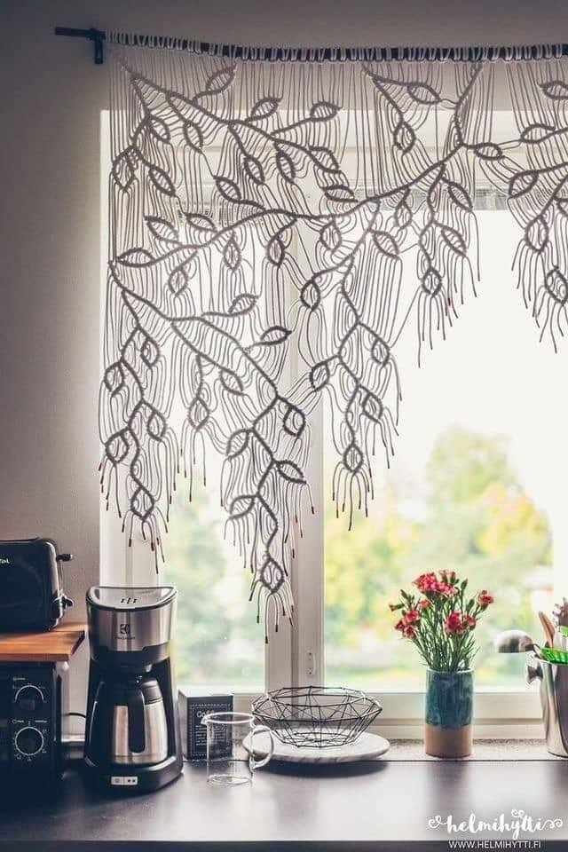 interesting curtains design