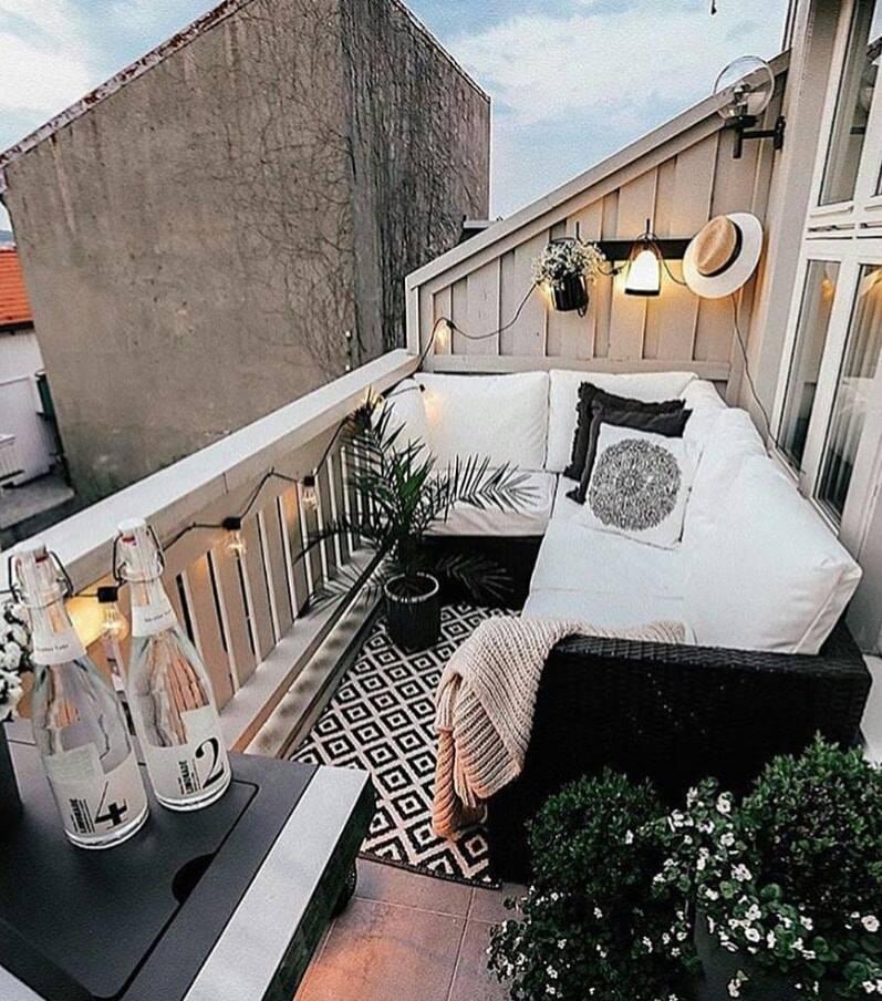 alluring balconies