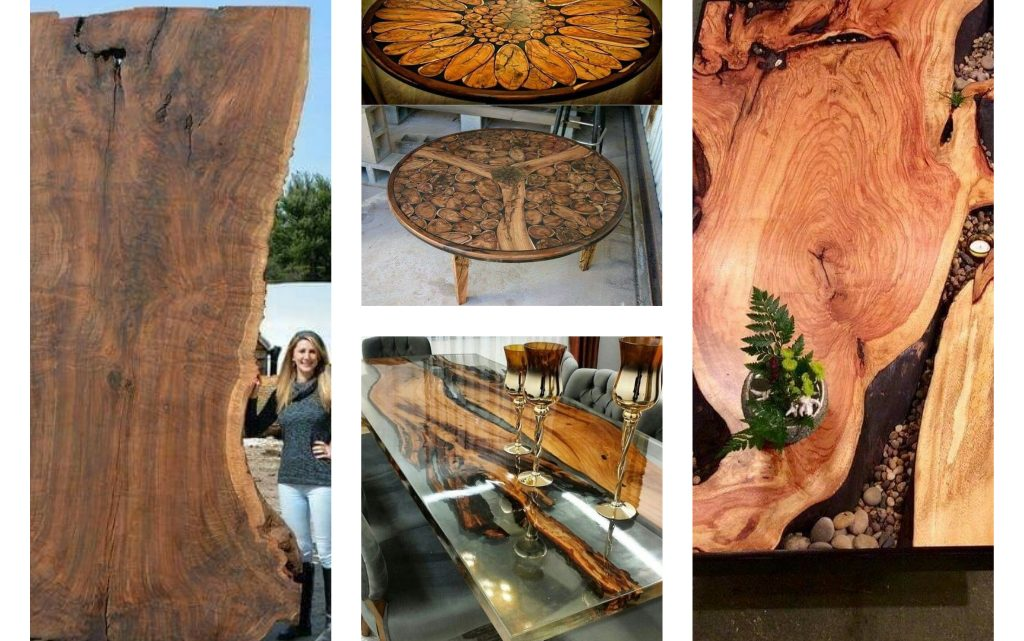 Handmade Rustic Table Worth Your Attention