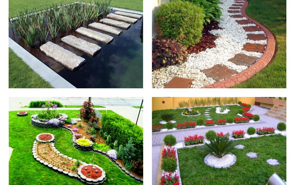 Creative Garden Decoration Ideas