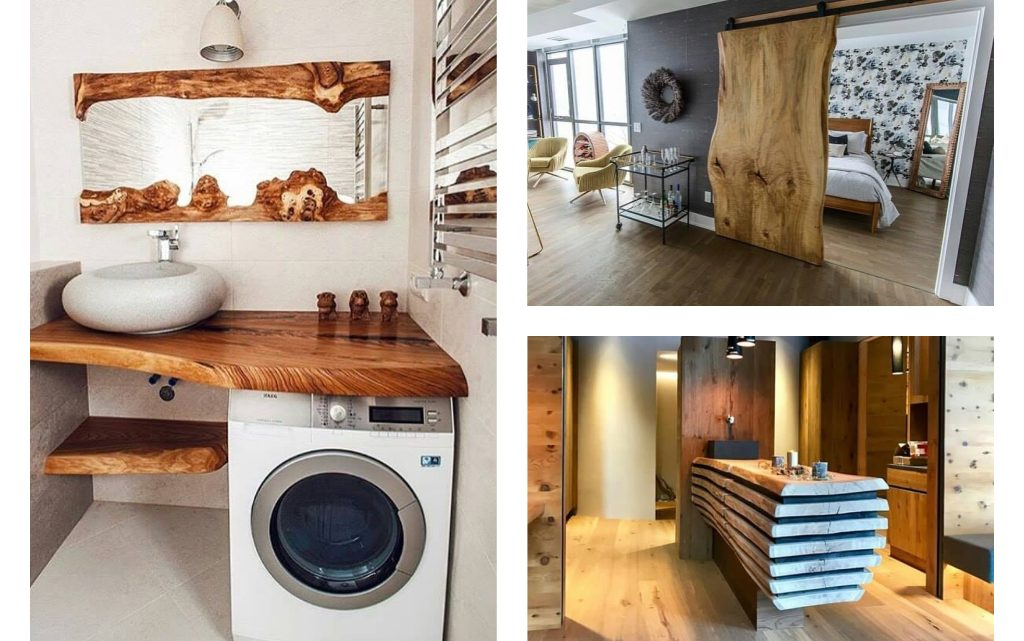The Use of Rustic Wood in Interiors