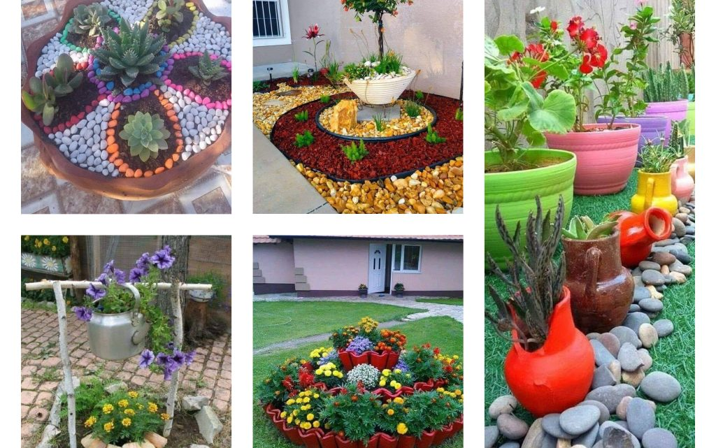 Easy Ways About Creating Lovely Garden