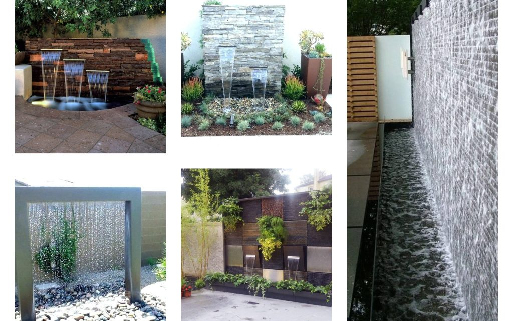 Ideas for Backyard Waterfalls: Refreshing and Lovely