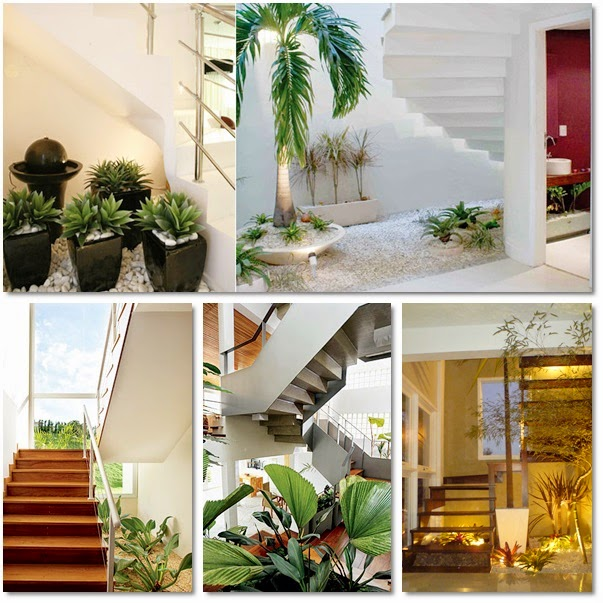 Irresistible Under The Stairs Garden Ideas