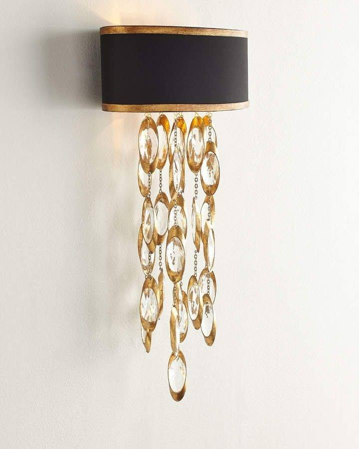 chandelier wall lights