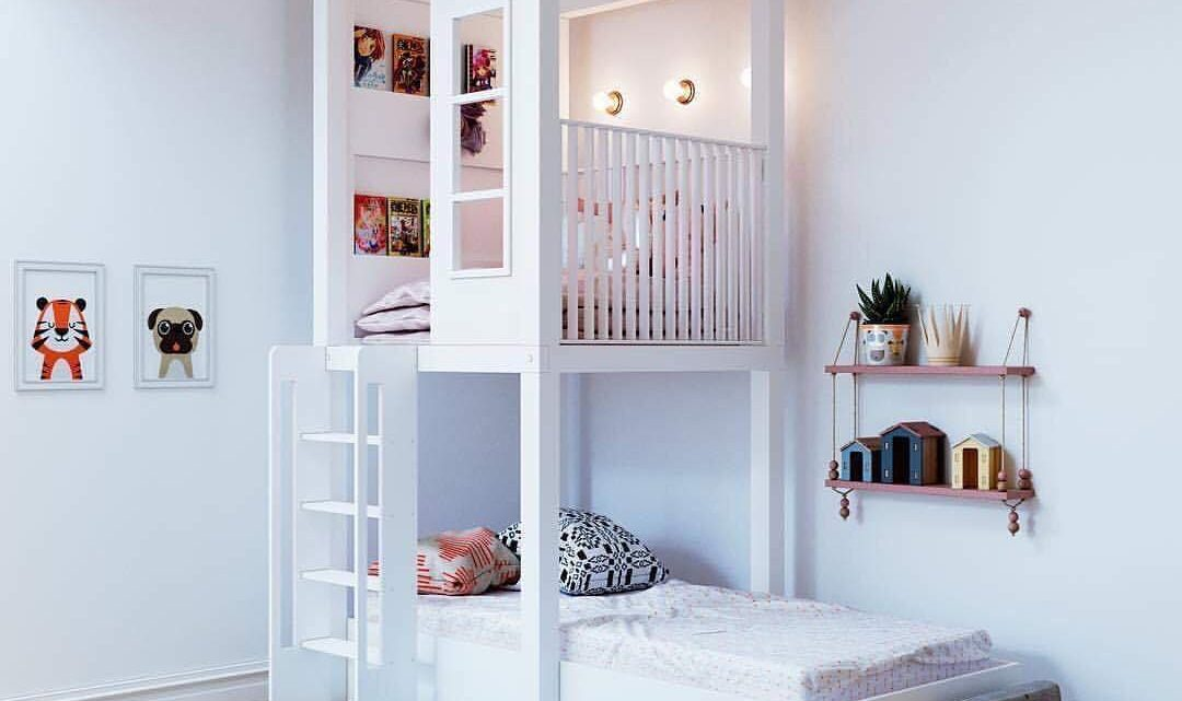 Our Favorite Bunk Bed for Kid's Rooms