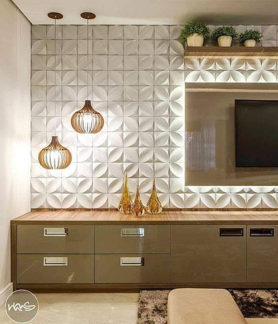 TV walls panels