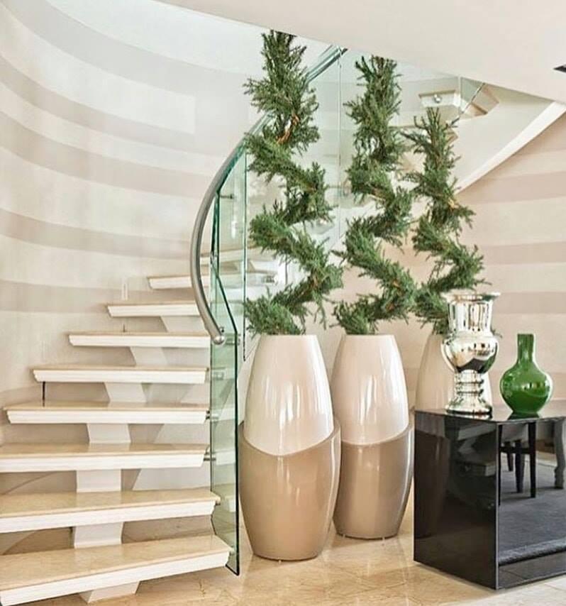 glass handrail