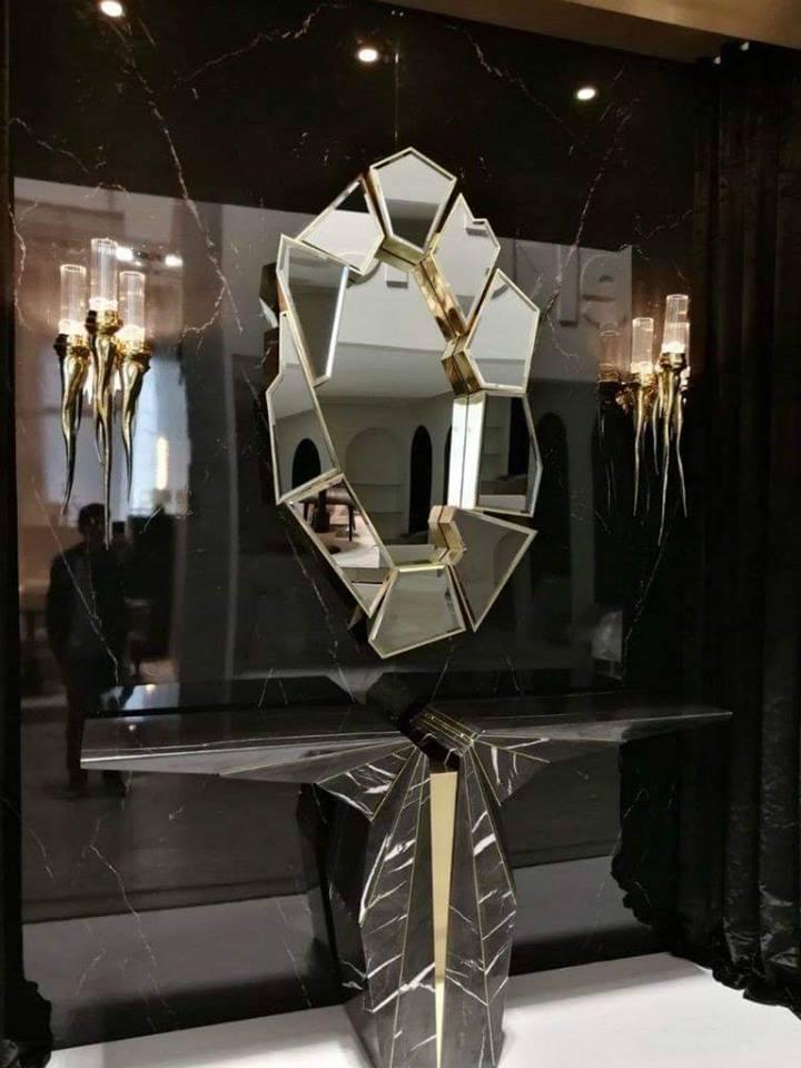 crackle mirror