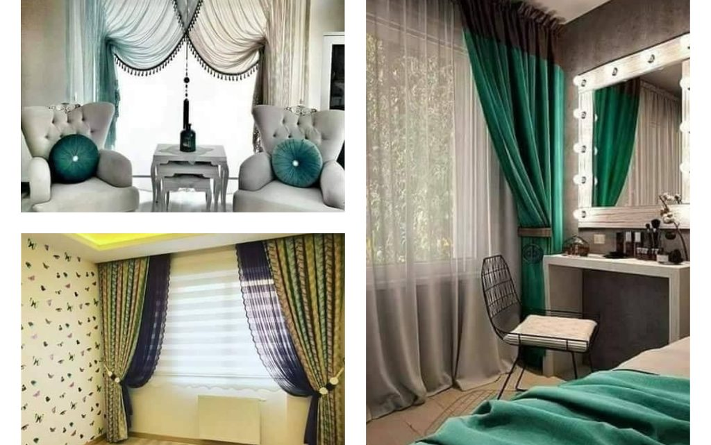 Alluring Curtains for Stylish Interiors