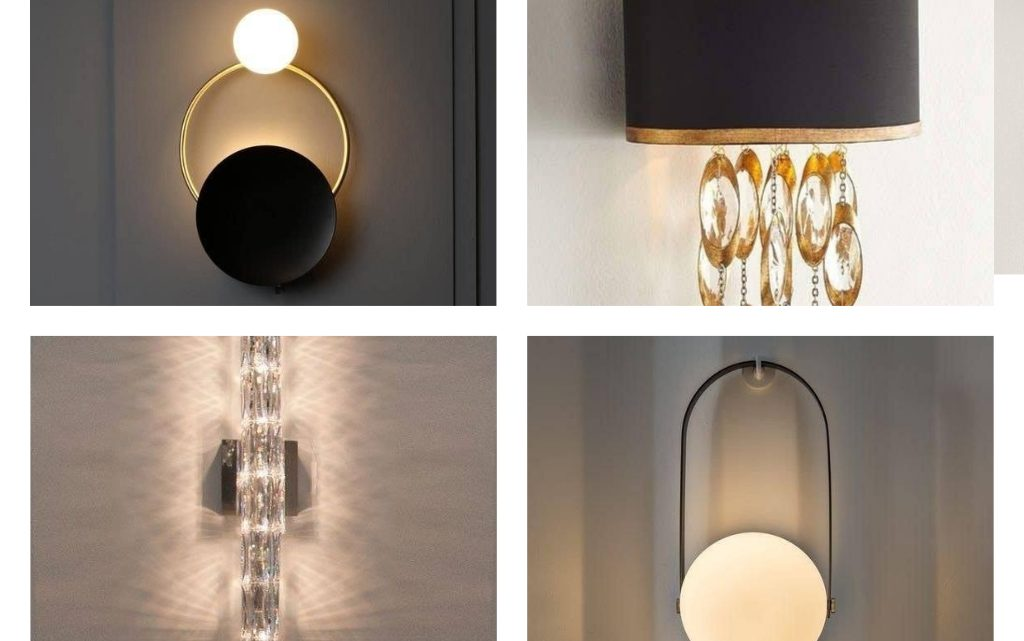 See These Collection of Gorgeous Wall Lamps