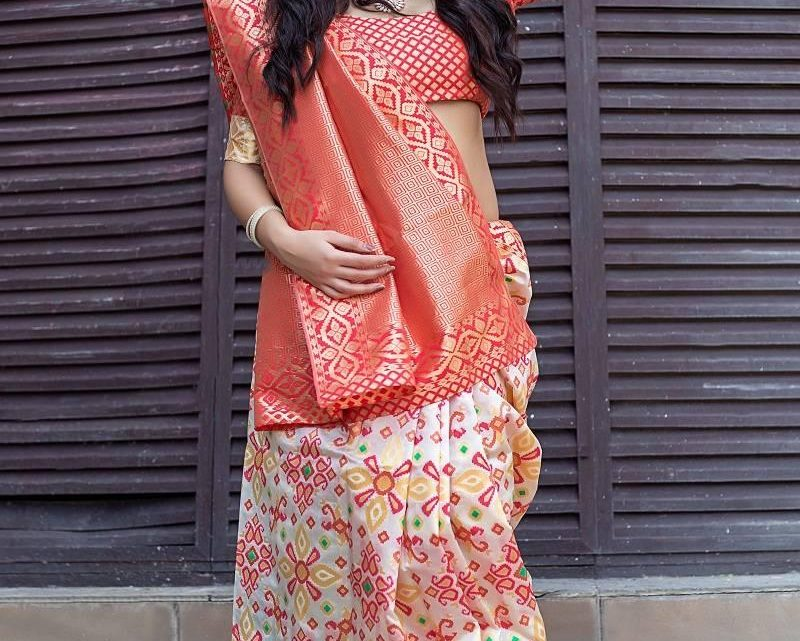 Break the Monotony of Wearing the Sarees with These Unique and Attractive Ways