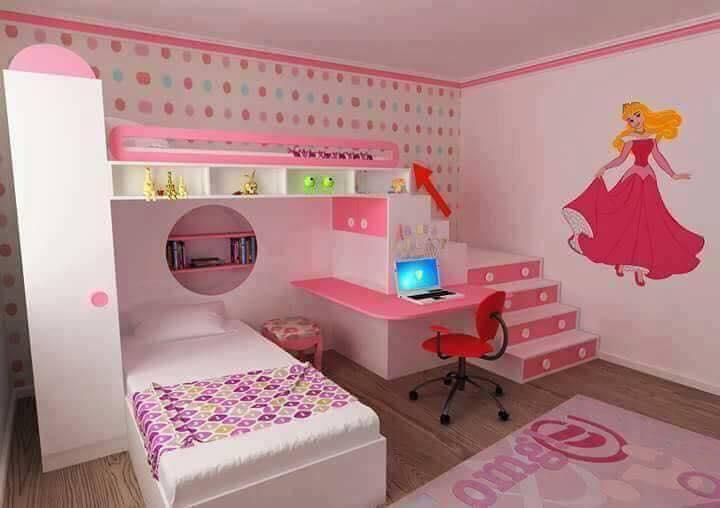 kids's room bunk bed designs