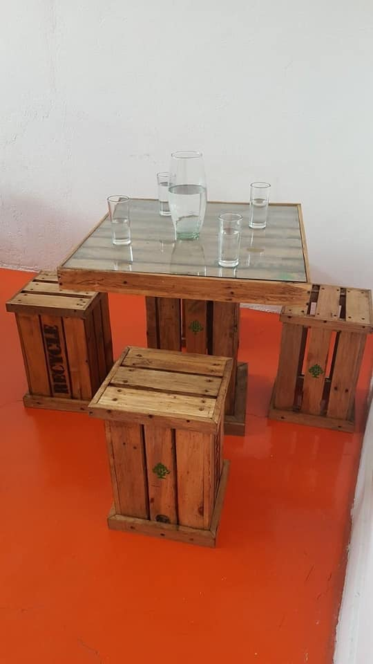 cool way to reuse canteens