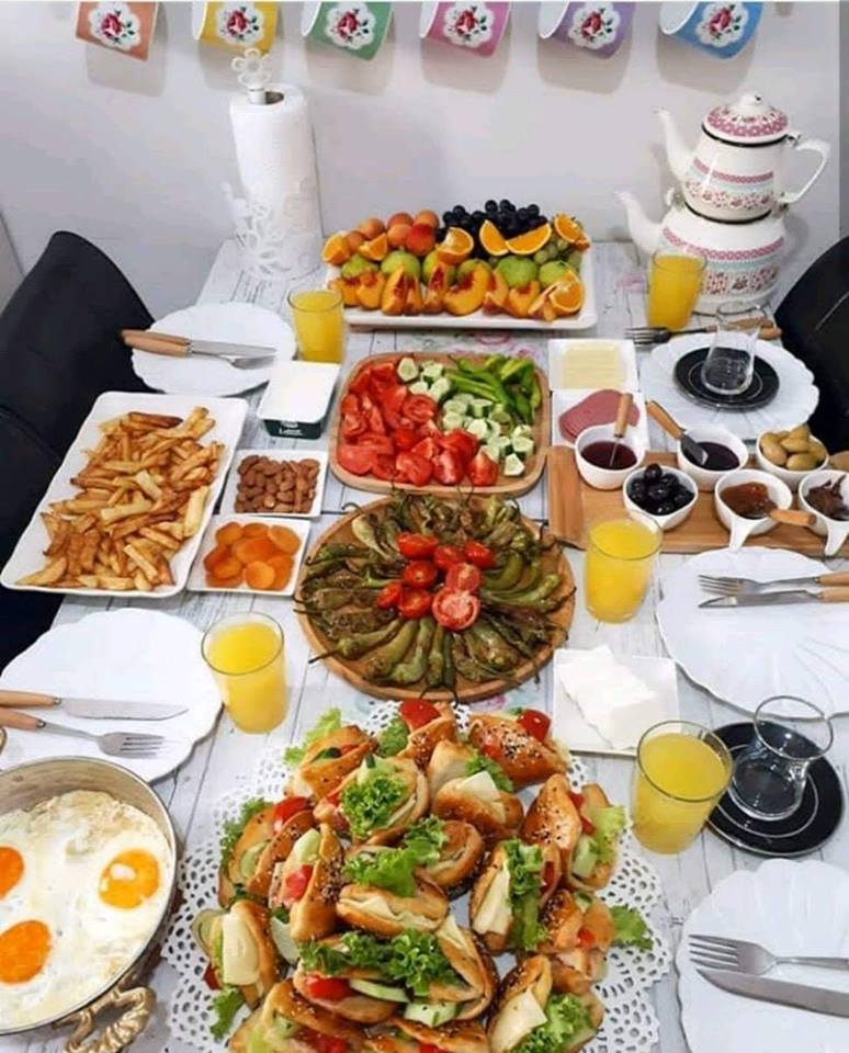 food decor