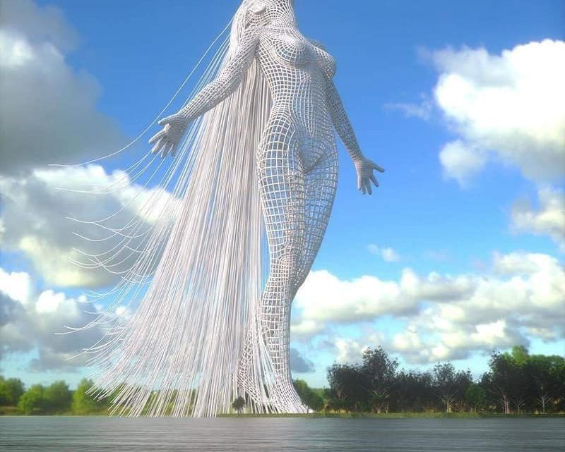 Incredible Sculptures by Artist Chad Knight