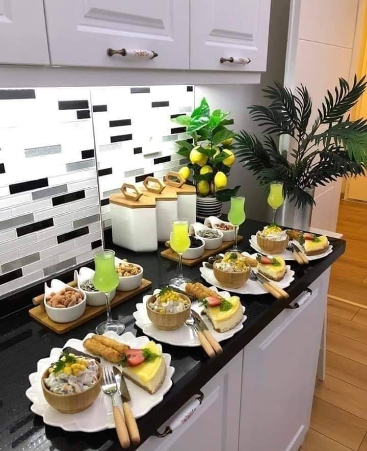 food decorations
