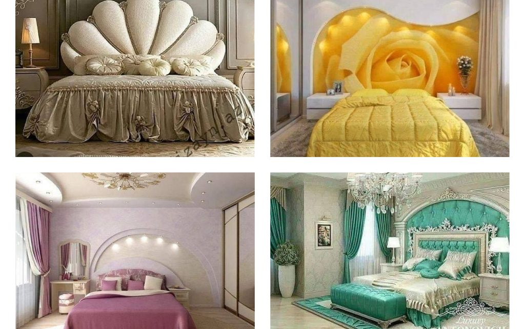 Make Your Bedroom Unique With These Beautiful Ideas