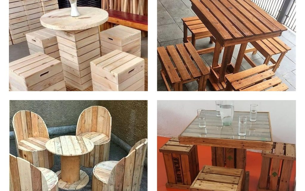 Nice Wooden Canteens Furniture Ideas