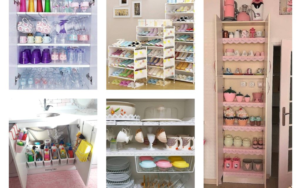 How to Make Nice Home Organization
