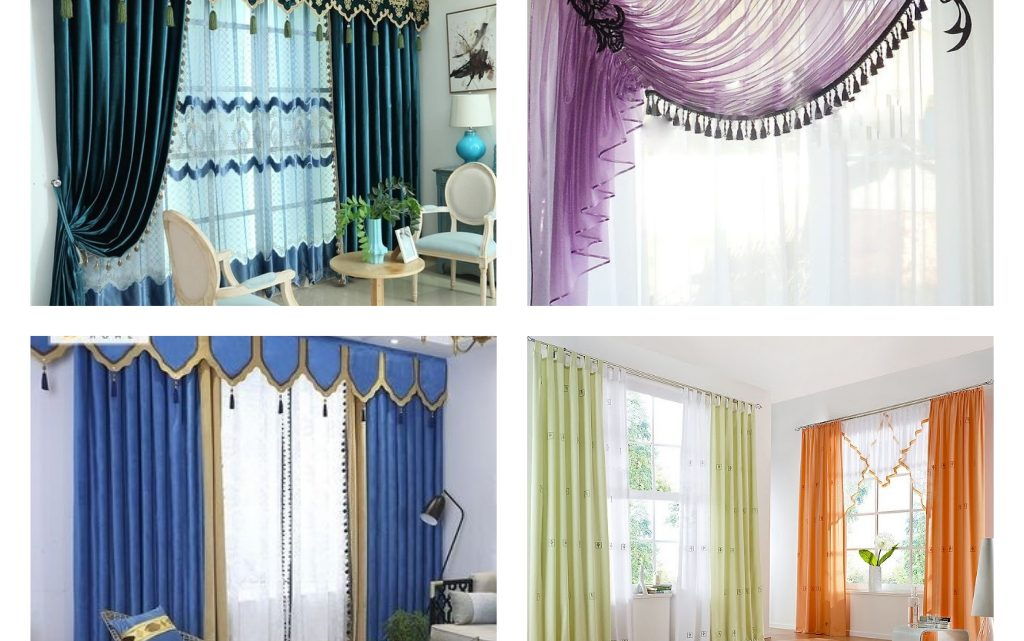 Appealing Modern Curtains for Your home