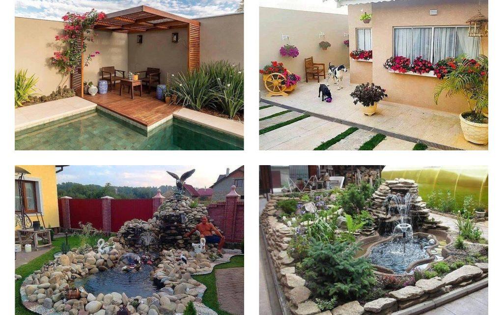 Awesome Backyard Landscaping Ideas