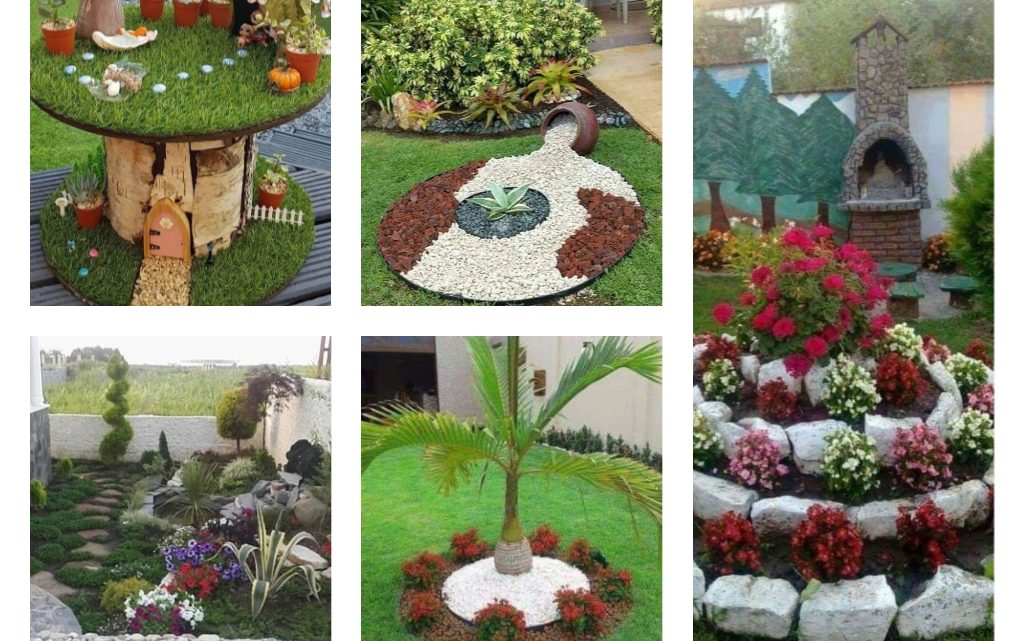 Check Out These Amazing Garden Landscaping Ideas