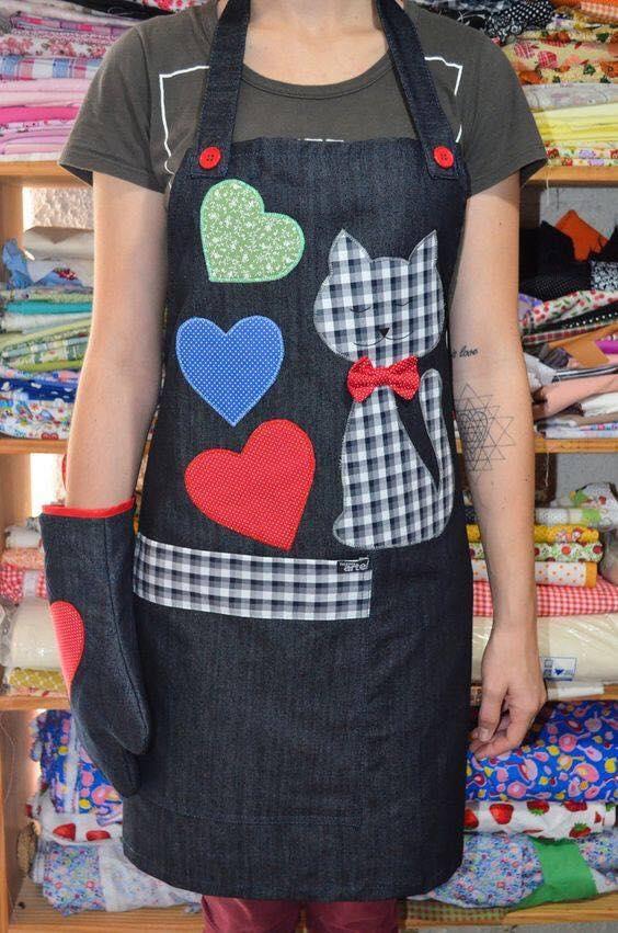 DIY aprons