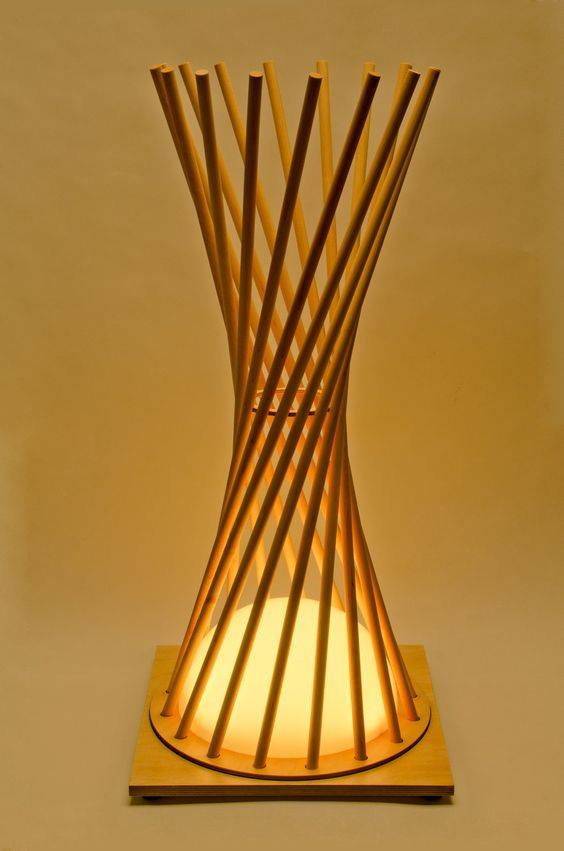 sticks lamps