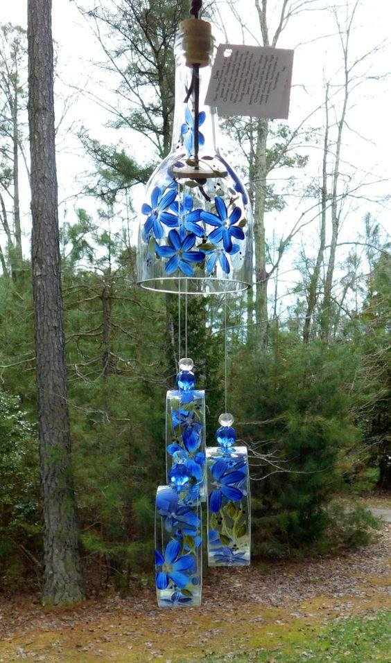 glass bottles reuse