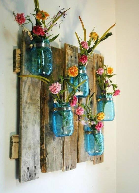 flower pots hanging