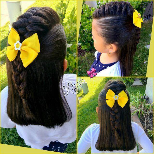 girl's hairstyles