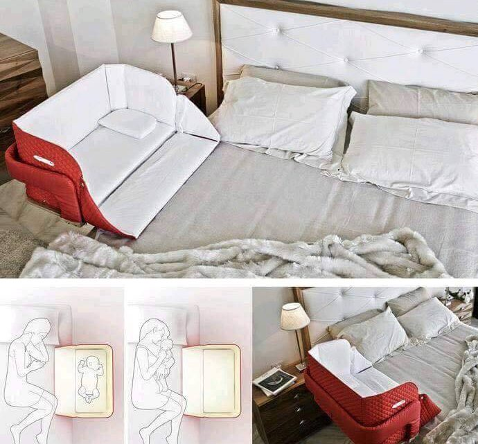 Nice Ideas About Crib Attached to Bed