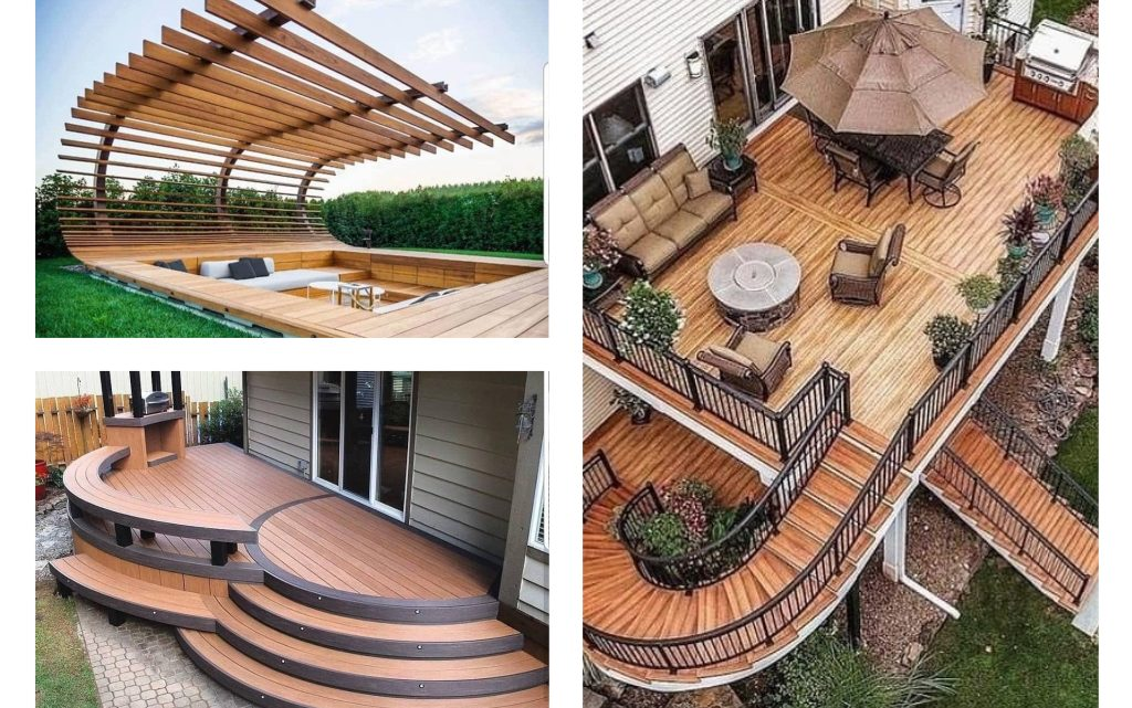 Breathtaking Wooden Deck Ideas