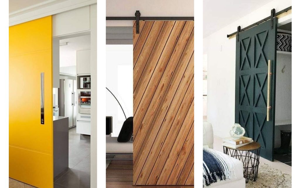 Absolutely Modern Sliding Doors