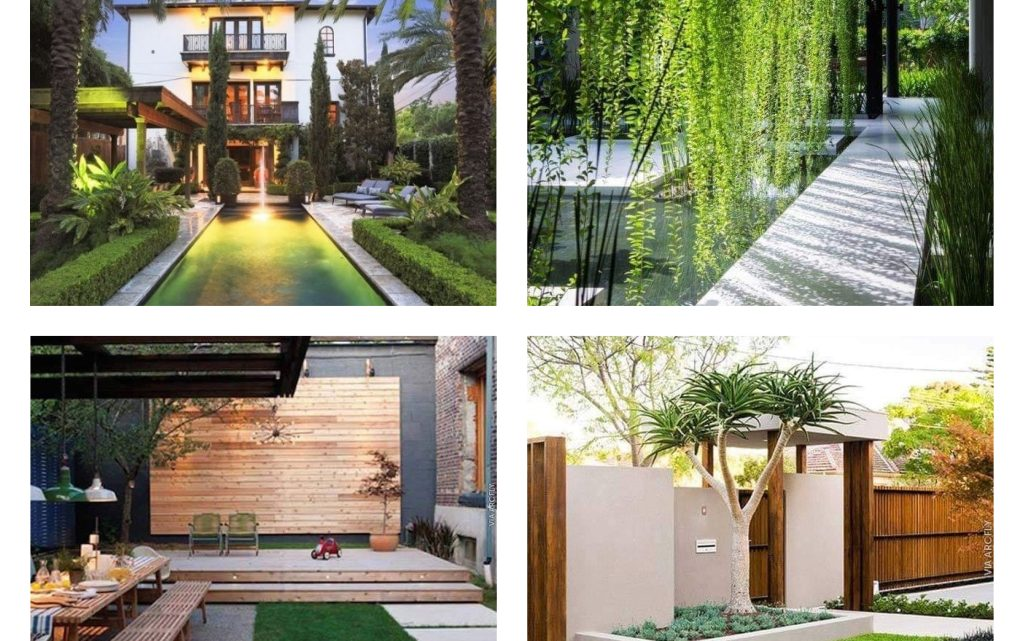 Courtyards Design Ideas for You